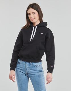 Υφασμάτινα Γυναίκα Φούτερ Champion CHAMPION LOGO Black