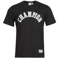 Υφασμάτινα Άνδρας T-shirt με κοντά μανίκια Champion 216575 Black