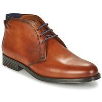 Παπούτσια Άνδρας Μπότες Lloyd PATRIOT Cognac