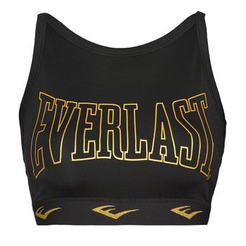 Υφασμάτινα Γυναίκα Αθλητικά μπουστάκια  Everlast DURAN Black / Gold