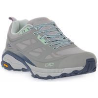 Παπούτσια Γυναίκα Πεζοπορίας Cmp A425 HAPSU BORDIC WALKING Grigio
