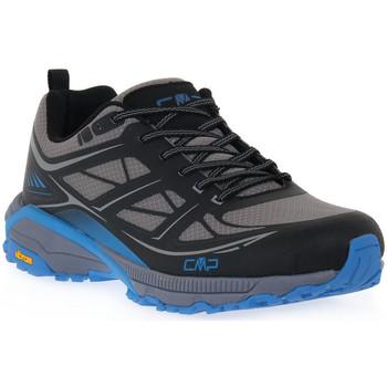 Παπούτσια Άνδρας Πεζοπορίας Cmp U716 HAPSU BORDIC WALKING Grigio