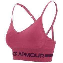 Υφασμάτινα Γυναίκα Αθλητικά μπουστάκια  Under Armour Seamless Low Long Bra Violet