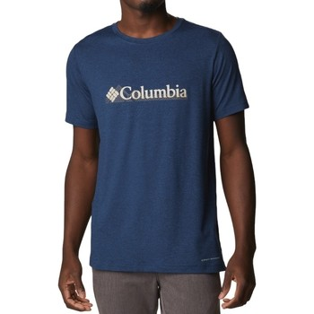 T-shirt με κοντά μανίκια Columbia Tech Trail Graphic Tee [COMPOSITION_COMPLETE]