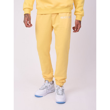 Υφασμάτινα Άνδρας Φόρμες Project X Paris  Yellow