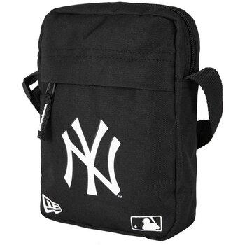 Τσάντες Αθλητικές τσάντες New-Era NY Yankes Side Bag Μαύρος