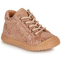 Παπούτσια Κορίτσι Μπότες Bisgaard THOR Ροζ / Gold