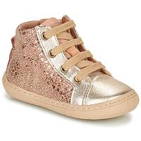 Παπούτσια Κορίτσι Μπότες Bisgaard VILLUM Ροζ