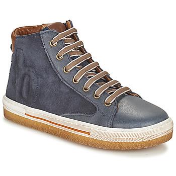Παπούτσια Αγόρι Ψηλά Sneakers Bisgaard GEORG Marine