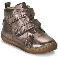 Παπούτσια Κορίτσι Ψηλά Sneakers Bisgaard DEE Silver