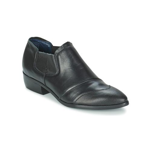 Παπούτσια Γυναίκα Μπότες Stephane Gontard DELIRE Black