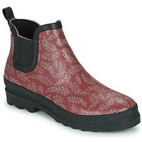 Παπούτσια Γυναίκα Μπότες βροχής Sanita FELICIA Bordeaux