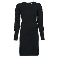 Υφασμάτινα Γυναίκα Κοντά Φορέματα Kaporal DULL Black