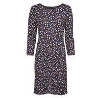 Υφασμάτινα Γυναίκα Κοντά Φορέματα One Step FT30161 Μπλέ