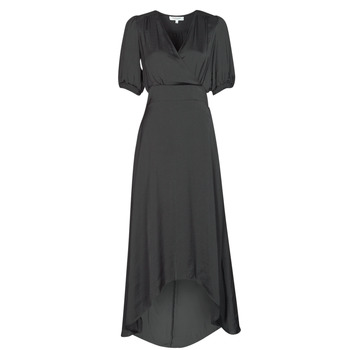 Υφασμάτινα Γυναίκα Μακριά Φορέματα Morgan RSIBIL Black