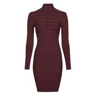 Υφασμάτινα Γυναίκα Κοντά Φορέματα Morgan RMENTO Bordeaux