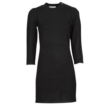 Υφασμάτινα Γυναίκα Κοντά Φορέματα Morgan RMALSI Black