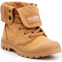 Παπούτσια Ψηλά Sneakers Palladium Pampa Baggy NBK 76434-717 brown