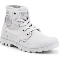 Παπούτσια Γυναίκα Ψηλά Sneakers Palladium US PAMPA HI F Vapor 92352-074-M grey
