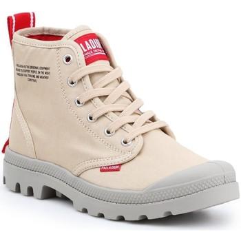 Παπούτσια Ψηλά Sneakers Palladium Pampa HI Dare 76258-274 beige