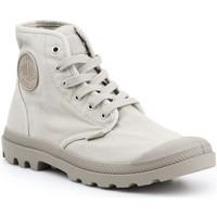 Παπούτσια Άνδρας Ψηλά Sneakers Palladium Pampa HI 02352-316 beige