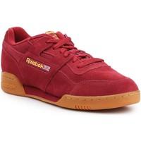 Παπούτσια Άνδρας Χαμηλά Sneakers Reebok Sport Workout Plus MU DV4285 burgundy