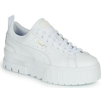 Παπούτσια Γυναίκα Χαμηλά Sneakers Puma MAYZE Άσπρο