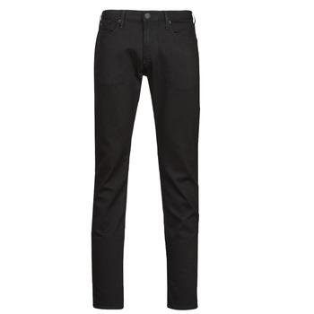 Υφασμάτινα Άνδρας Skinny Τζιν  Emporio Armani 8N1J06 Black