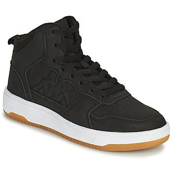 Παπούτσια Αγόρι Ψηλά Sneakers Kappa SEATTLE MID Black