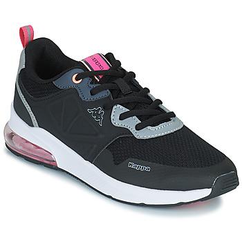 Παπούτσια Κορίτσι Χαμηλά Sneakers Kappa SPLINTER LACE KID Μπλέ / Ροζ