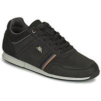 Παπούτσια Άνδρας Χαμηλά Sneakers Kappa TYLER Black