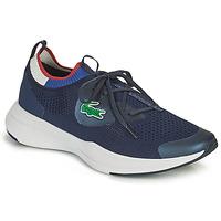 Παπούτσια Άνδρας Χαμηλά Sneakers Lacoste RUN SPIN KNIT 0121 1 SMA Marine