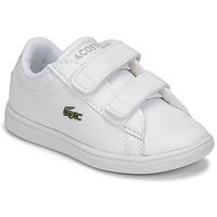 Παπούτσια Παιδί Χαμηλά Sneakers Lacoste CARNABY EVO BL 21 1 SUI Άσπρο