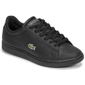 Παπούτσια Παιδί Χαμηλά Sneakers Lacoste CARNABY EVO BL 21 1 SUJ Black