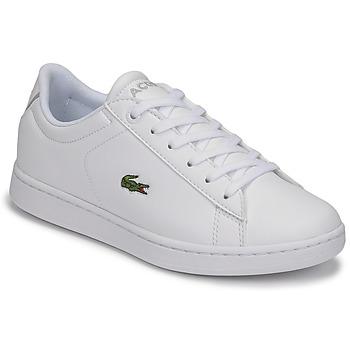 Παπούτσια Παιδί Χαμηλά Sneakers Lacoste CARNABY EVO BL 21 1 SUJ Άσπρο
