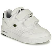 Παπούτσια Παιδί Χαμηλά Sneakers Lacoste T-CLIP 0121 1 SUI Άσπρο