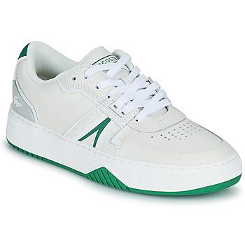 Παπούτσια Γυναίκα Χαμηλά Sneakers Lacoste L001 0321 1 SFA Άσπρο / Green