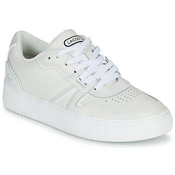 Παπούτσια Γυναίκα Χαμηλά Sneakers Lacoste L001 0321 1 SFA Άσπρο