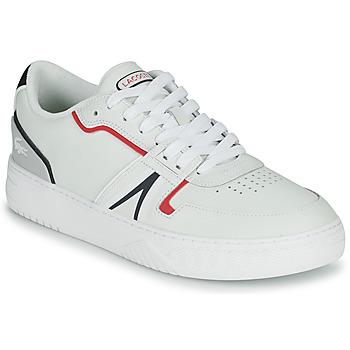Παπούτσια Άνδρας Χαμηλά Sneakers Lacoste L001 0321 1 SMA Άσπρο / Red / Μπλέ