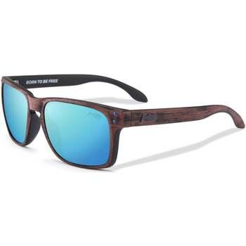 Ρολόγια & Kοσμήματα óculos de sol The Indian Face Freeride Brown