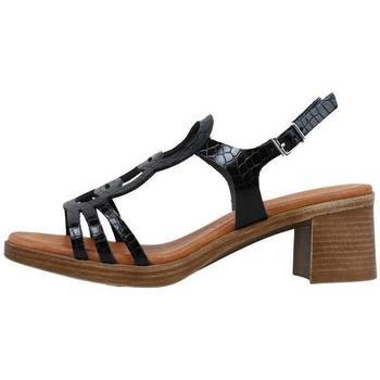 Παπούτσια Γυναίκα Σανδάλια / Πέδιλα Sandra Fontan  Black