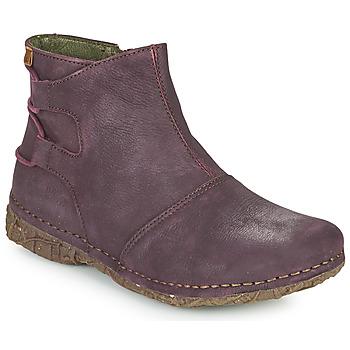 Παπούτσια Γυναίκα Μπότες El Naturalista ANGKOR Bordeaux