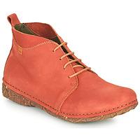 Παπούτσια Γυναίκα Μπότες El Naturalista ANGKOR Red