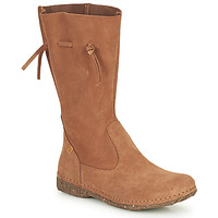 Παπούτσια Γυναίκα Μπότες για την πόλη El Naturalista ANGKOR Brown