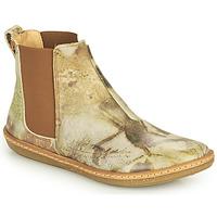 Παπούτσια Γυναίκα Μπότες El Naturalista CORAL Grey