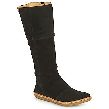 Παπούτσια Γυναίκα Μπότες για την πόλη El Naturalista CORAL Black