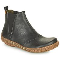 Παπούτσια Γυναίκα Μπότες El Naturalista NIDO ELLA Black