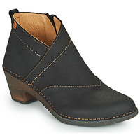 Παπούτσια Γυναίκα Μποτίνια El Naturalista SYLVAN Black