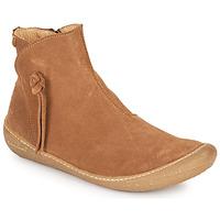 Παπούτσια Γυναίκα Μπότες El Naturalista PAWIKAN Brown