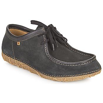 Παπούτσια Μπότες El Naturalista REDES Black